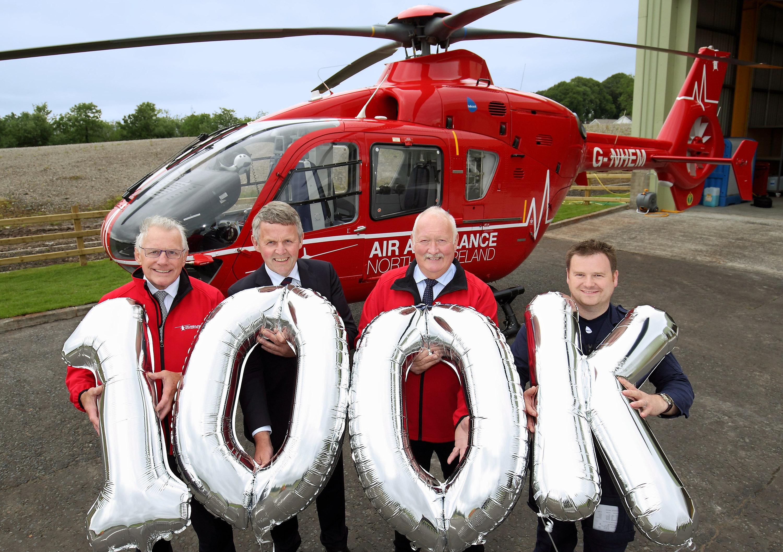 Air Ambulance, UFU, Charity